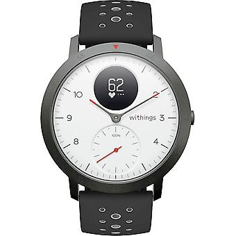 Withings STEEL HR Sport - HWA03b-40white-sport-all-Inter