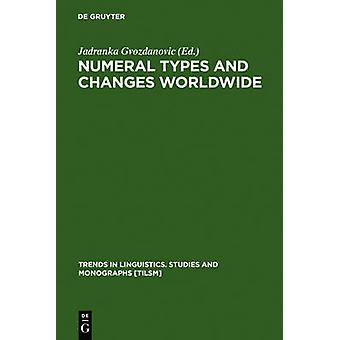 Numeral Types and Changes Worldwide by Gvozanovibc & Jadranka