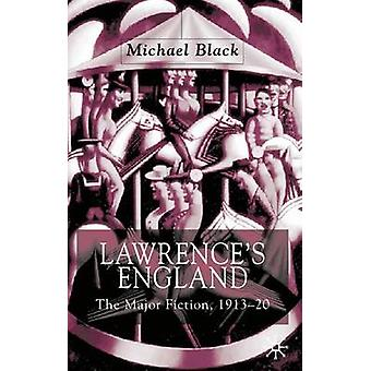 Lawrence England  Majour Fiction by Black & Michael