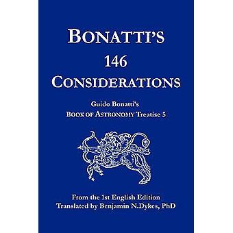 Bonattis 146 Considerations by Bonatti & Guido