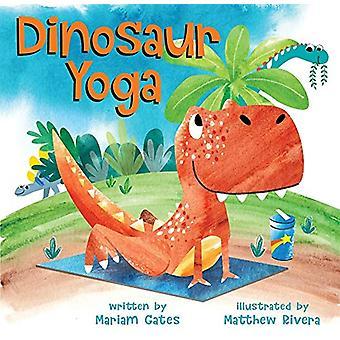Dinosaur Yoga by Mariam Gates - 9781683643043 Book