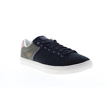 Onitsuka Tiger Lawnship 2.0 Mens Black Lifestyle Sneakers Shoes