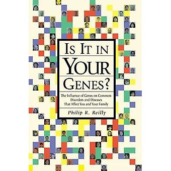 Is it in Your Genes? - The Influence of Genes on Common Disorders and