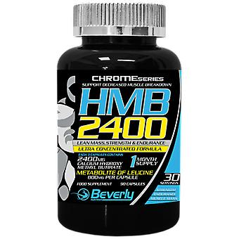 Beverly Nutrition HMB 2400 Ultra Concentrated (800mg per kapseli) 90 Kapselia (Sport)