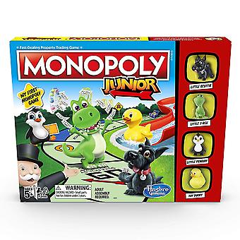 Hasbro Gaming Monopoly Junior Brettspiel