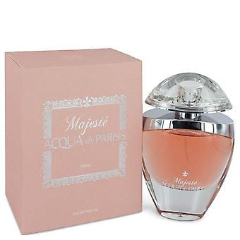 Acqua Di Parisis Majeste Eau De Parfum Spray By Reyane Tradition 3.3 oz Eau De Parfum Spray