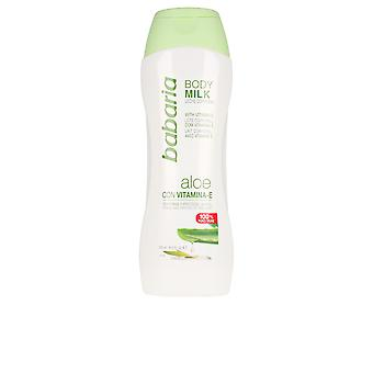 Babaria Aloe Vera Body Milk 500 ml para mujeres