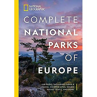 National Geographic Complete National Parks of Europe - 460 Parks - In