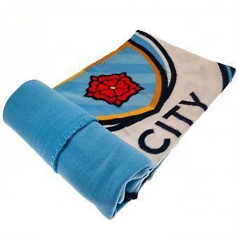 Manta de Vellón del Manchester City LC