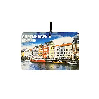 Copenhague - Danemark Car Air Freshener