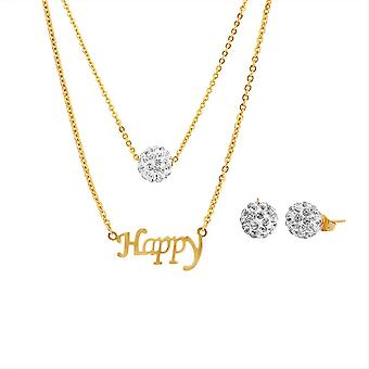 Edforce necklace and pendant 165-0157-S - Women's necklace and pendant