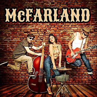 Mcfarland [CD] USA import
