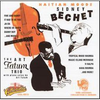 Tatum/Bechet - Art Tatum & Sidney Bechet [CD] USA import