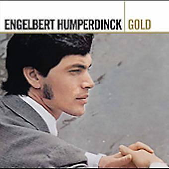 Engelbert Humperdinck - Gold [CD] USA import
