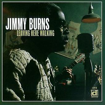 Jimmy Burns - importation USA laissant marcher ici [CD]