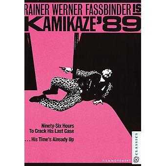 Kamikaze 89 [DVD] USA import