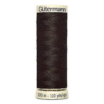 Gutermann Sew-all 100% Polyester Thread 100m Hand and Machine Colour Code  - 674