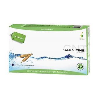 Carnitine 20 vials
