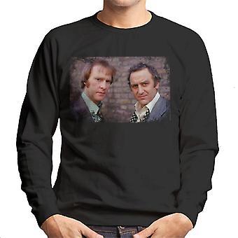 Telewizor razy John odwilży i Dennis Waterman mężczyzn Sweeney Bluza
