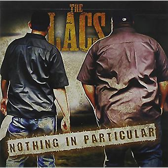 Lacs - Nothing in Particular [CD] USA import