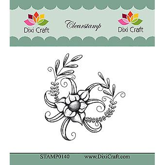 Dixi Craft Botaniska Samling 6 Clear Stamp