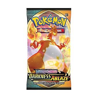 Pokemon Sword & Shield Darkness Ablaze - Booster Pack