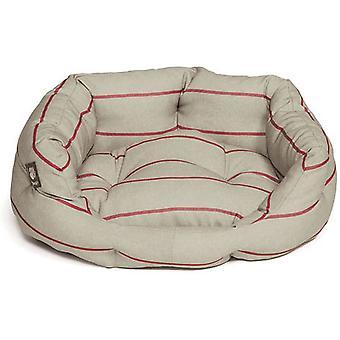 Dánský design dědictví rybí kosti Deluxe spánek Bed - 101cm (40 inch)