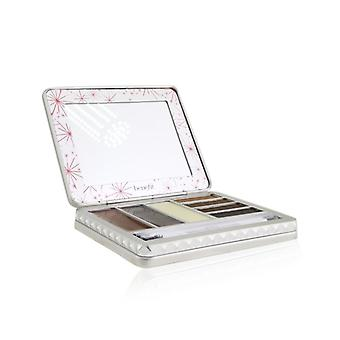 Brow Zings Pro Palette - # Medium Deep - -