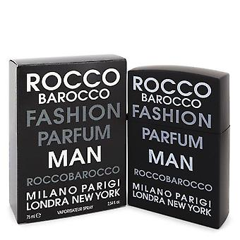 Roccobarocco أزياء eau de toilette رذاذ بواسطة roccobarocco 550683 75 مل