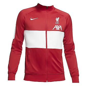 2020-2021 Liverpool I96 Anthem Takki (Punainen)