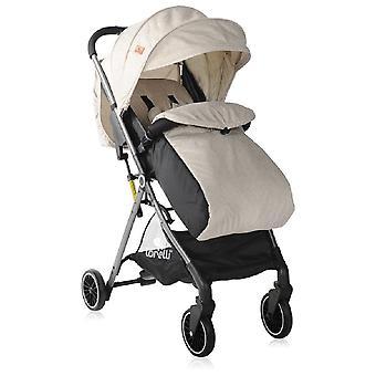 Lorelli barnvagn Felicia fot täcka taklucka justerbar vikbar korg