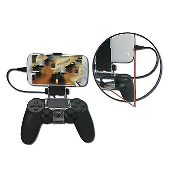 For Game Controller Stand  Flexible Durable Mobile Phone Gaming Clip Holder Bracket For Smartphone
