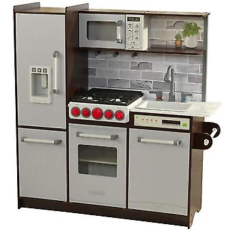 Kidkraft Uptown Elite Espresso Kitchen