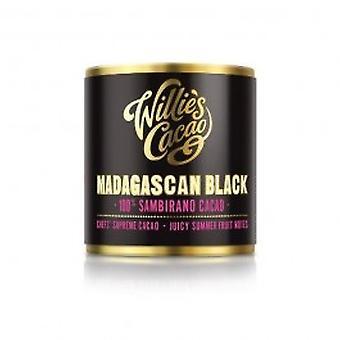 ドキドキ - マダガスカル黒 100 %sambirano 夏のフルーツ ノートします。