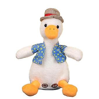 Electronic Talking And Rocking, Jouet de canard en peluche facturable