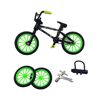Excellent Quality Bmx Toys Alloy Finger Bmx Functional Kids Bicycle - Finger Bike Bmx Bike Toys Set For Boys (in Random Color)