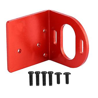 540 Adjustable Motor Seat Suitable for 3660 and 3650 Brushed Motors Red