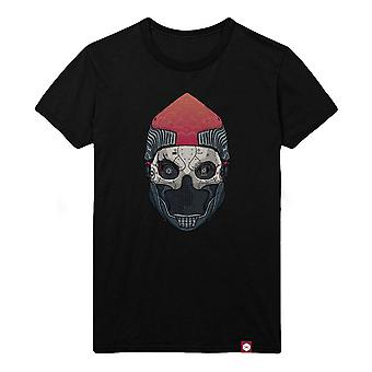 Destiny One Eyed Mask Helmet T-Shirt Male Extra Large Black (TS004DES-XL)