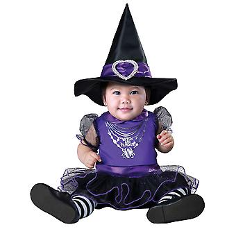 InCharacter Witch and Famous Costume 6-12 Months