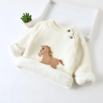 Kids Baby Boys / Girls Clothes Clothing Sweater- Infant Boy Girl Child Tops Wool Sweaters