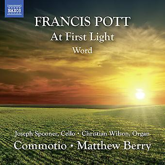 At First Light / Word [CD] USA import