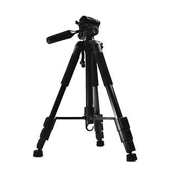 Kameraständer Aluminium (48-143 cm) Schwarz