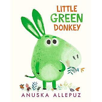 Kleiner grüner Esel