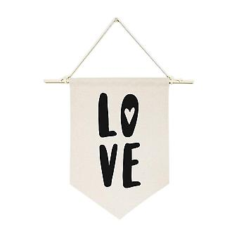 Love Hanging Wall Banner