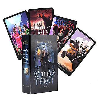 Noita Tarot Deck 78 ennuste kortit-lauta peli