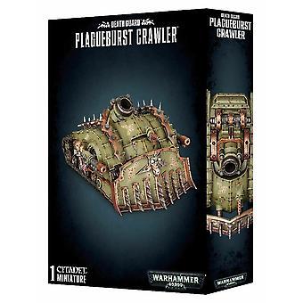 Death Guard Plagueburst Crawler, 1 Cidadela Minatures, Warhammer 40.000