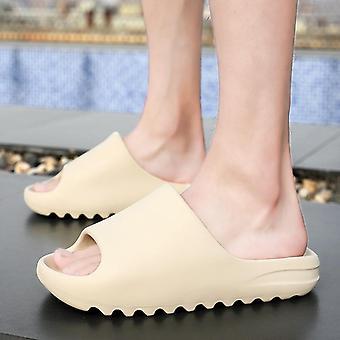 Män Högklassiga Soft Summer Beach Fashion Casual Slippers Sko.