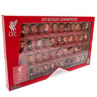 Liverpool FC SoccerStarz 2020 Figur (Packung mit 41)