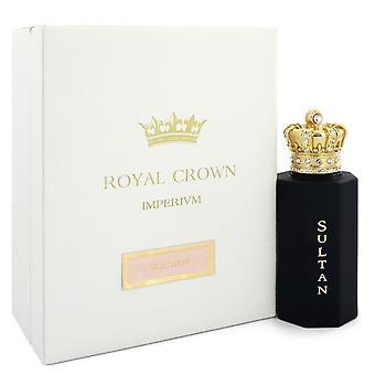 Royal crown sultan extrait de parfum spray (unisex) by royal crown 551875 100 ml