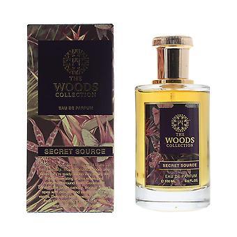 The Woods Collection Secret Source Eau de Parfum 100ml Spray